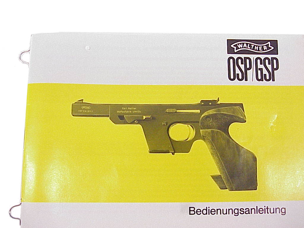 Walther gsp.