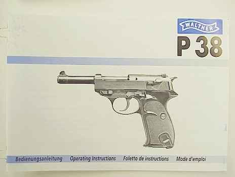 walther p38 users manual free owners manual u2022 rh wordworksbysea com walther ppk owners manual walther tph owners manual