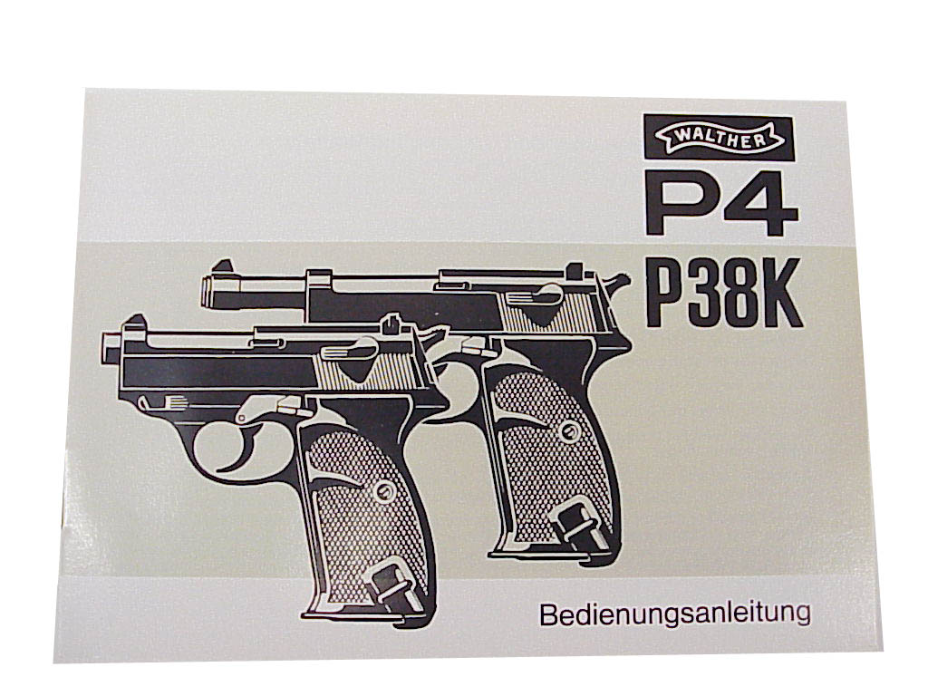 walther cp88 assembly manual