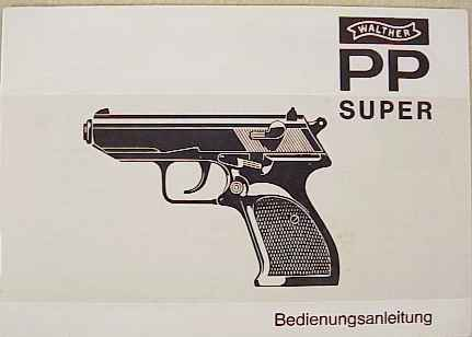 walther books rh carlwalther com walther pp 7.65 owners manual walther pp 7.65 owners manual
