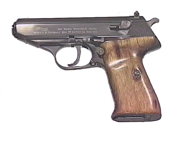 Walther Pp Ppk Ppks