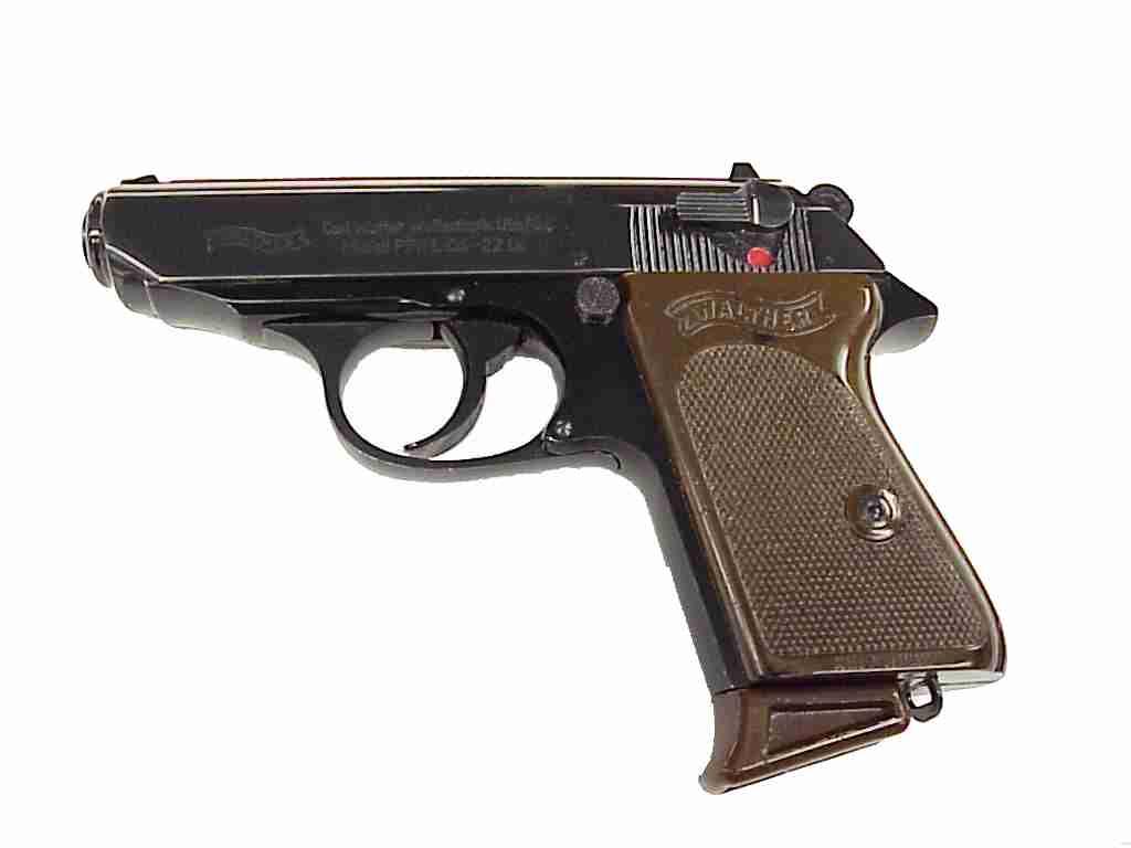 Walther PP PPK PPK/S