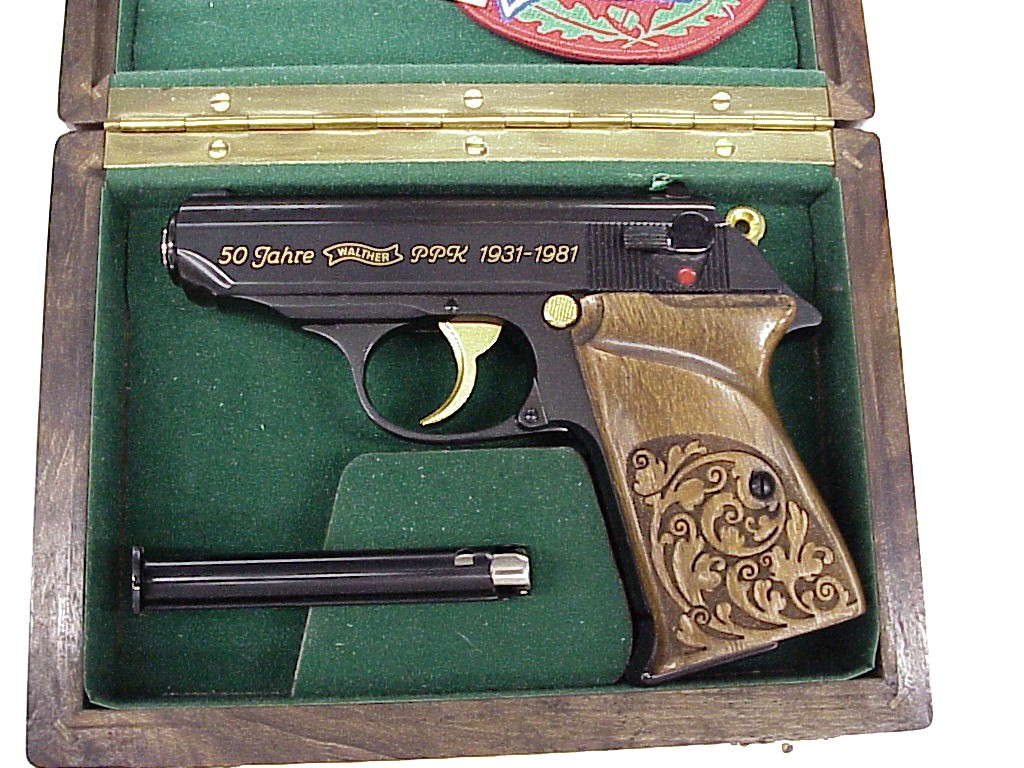 Walther PP PPK PPK/S