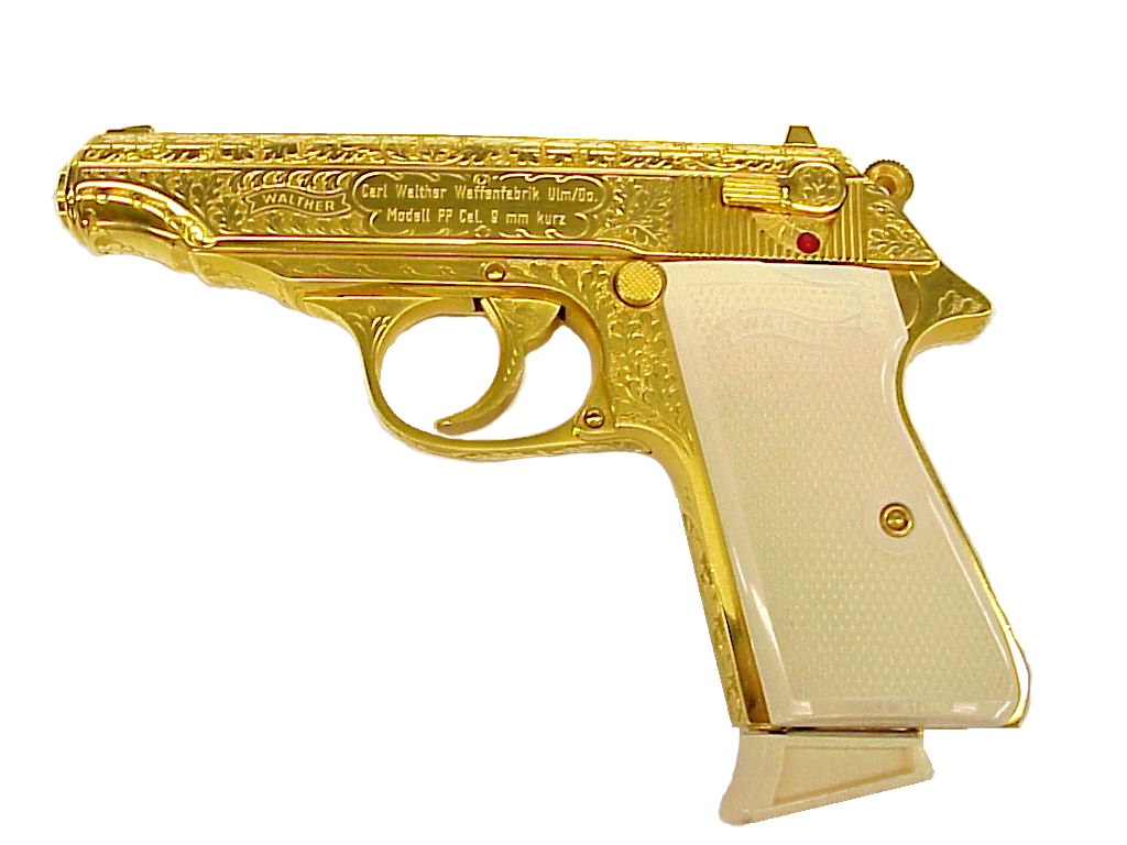 Walther PP PPK PPK/S on